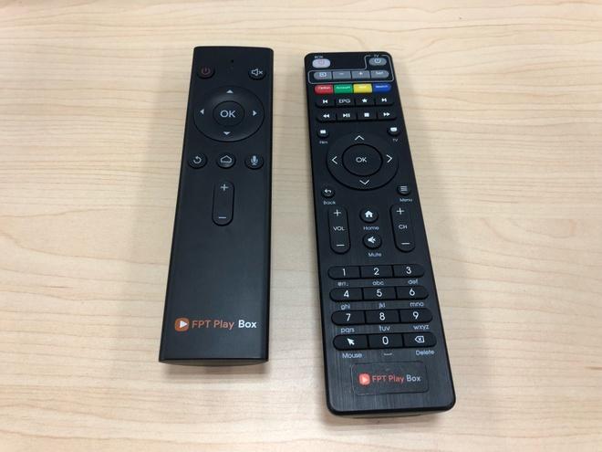 FPT Play Box ra mat tinh nang Voice Remote danh cho nguoi Viet hinh anh 1