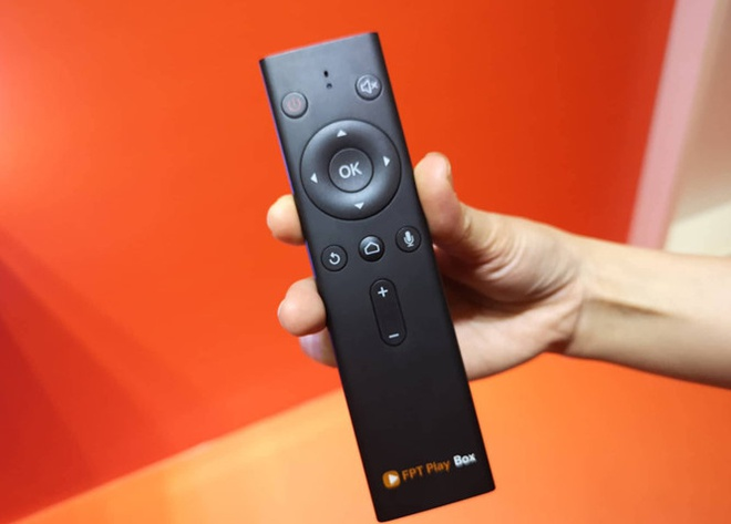 FPT Play Box ra mat tinh nang Voice Remote danh cho nguoi Viet hinh anh