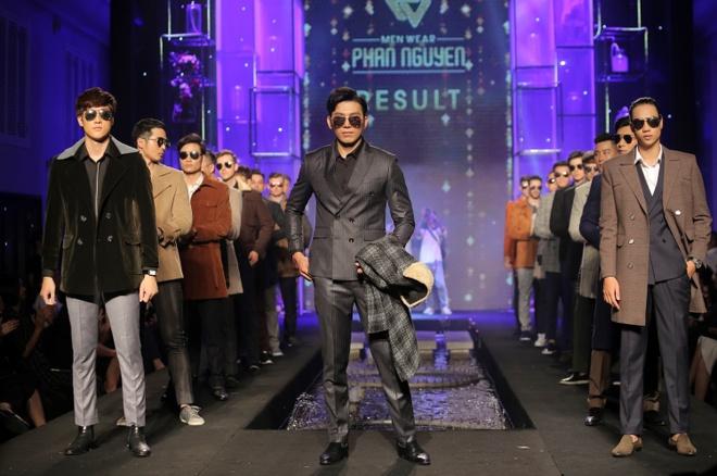Dan sao Viet hoi ngo trong Phan Nguyen Fashion Show hinh anh 1