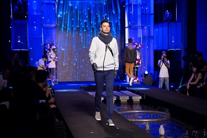 Dan sao Viet hoi ngo trong Phan Nguyen Fashion Show hinh anh 6