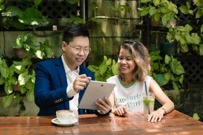 Galaxy Tab S4 - mau tablet thich hop cho nguoi khoi nghiep hinh anh 2