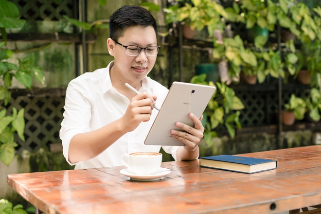 Galaxy Tab S4 - mau tablet thich hop cho nguoi khoi nghiep hinh anh 3
