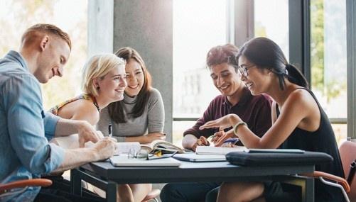 Cao đẳng cộng đồng - cánh cửa vào các trường đại học Mỹ