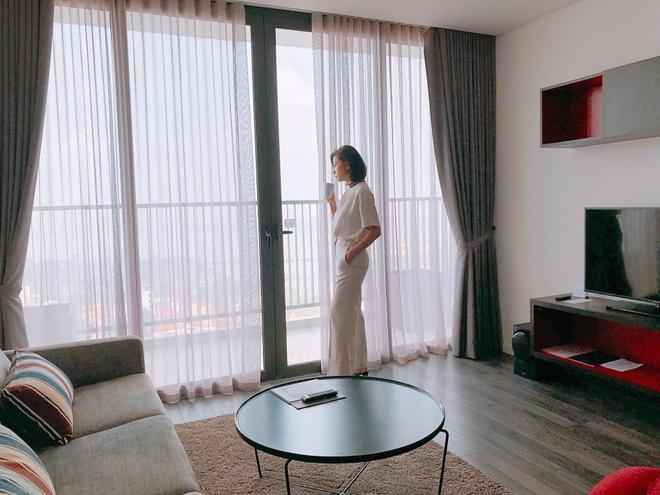 Cung Ngo Thanh Van, Dong Anh Quynh kham pha phong cach song Ascott hinh anh 7