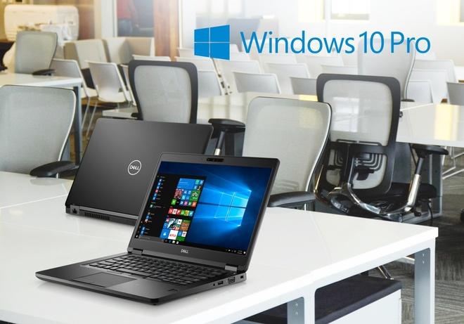 Dell Latitude 5490 - 'van phong di dong' cho doanh nhan hinh anh 2