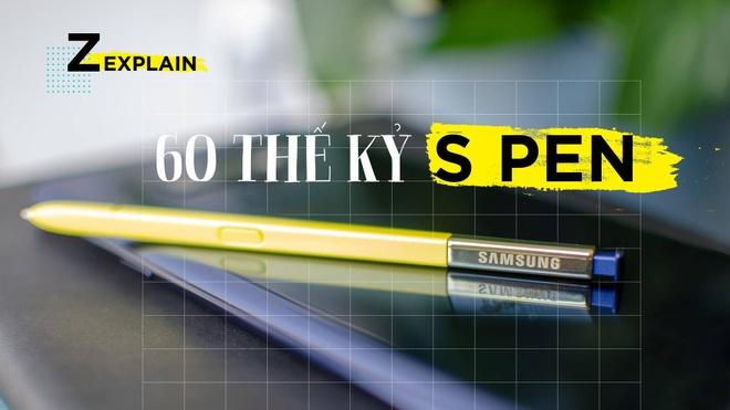 60 the ky tu but xuong den S Pen hinh anh