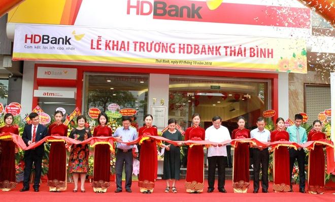 HDBank mo chi nhanh dau tien tai Thai Binh hinh anh
