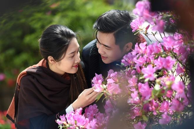 'Thanh pho tren may' Sun World Fansipan Legend chuyen mau qua 4 mua hinh anh 11