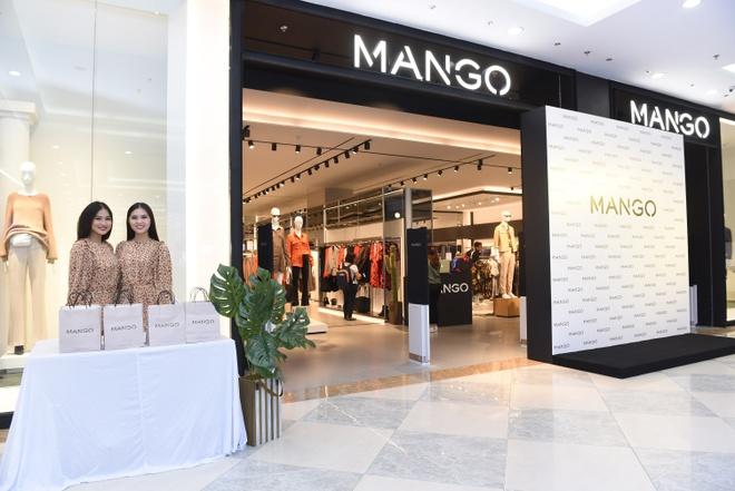 Mango khai truong cua hang thu 8 tai Vincom Center Thao Dien hinh anh 2