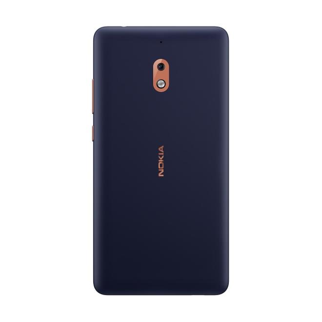 Nokia 2.1 - man hinh kinh cong, pin 4.000 mAh, gia binh dan hinh anh 3