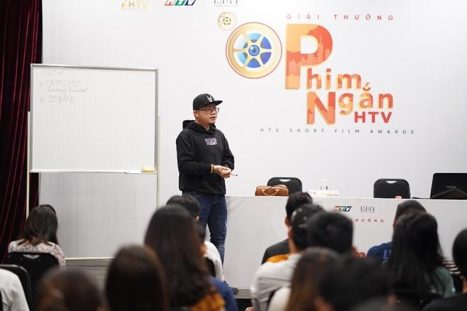 Nhung dieu thu vi dang sau giai thuong 'Phim ngan HTV 2018' hinh anh