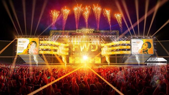 3 dieu gioi tre Sai thanh can chuan bi truoc them FWD Music Fest hinh anh 1