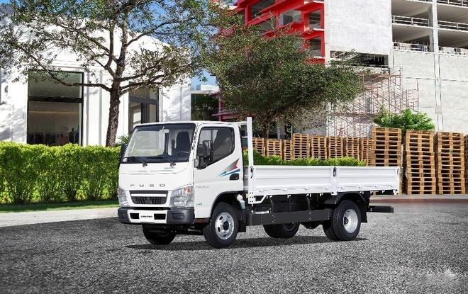 Mitsubishi Fuso Canter - xe tai chat luong Nhat Ban hinh anh