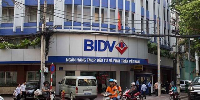 Phong giao dich Hon La cua BIDV hoat dong binh thuong hinh anh