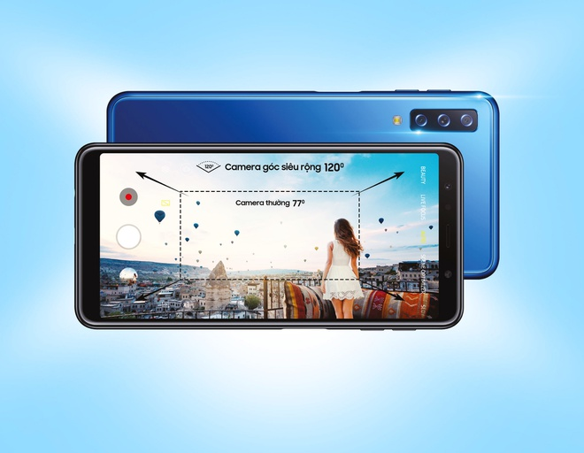 Trai nghiem smartphone 3 camera cung travel blogger Quy Coc Tu hinh anh