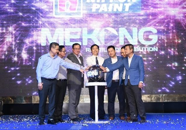 Mekong Retail & Distribution phan phoi son Nippon khu vuc DBSCL hinh anh