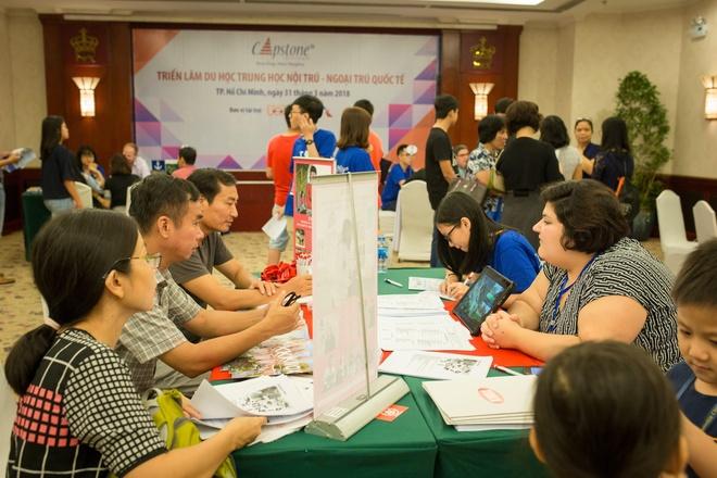 4 điểm hấp dẫn của triển lãm du học quốc tế bậc trung học