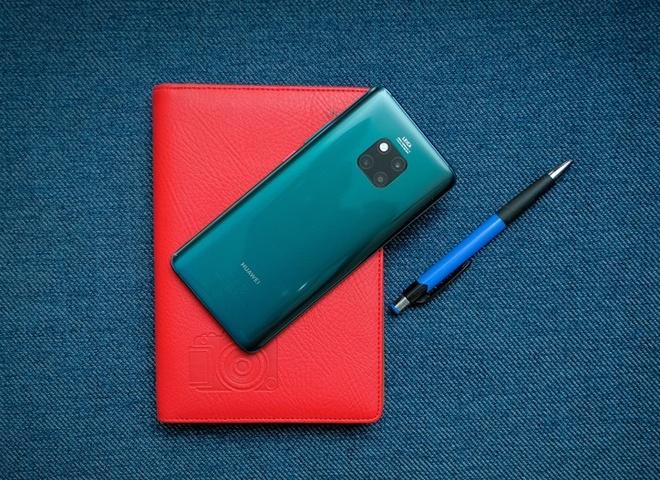 Chi tiet Huawei Mate 20 Pro - smartphone hien dai nhat vua ra mat hinh anh