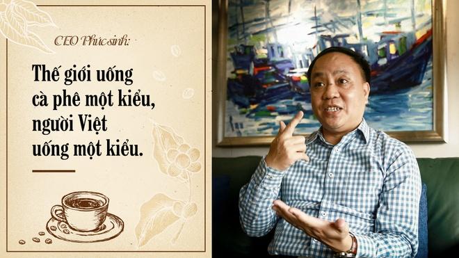 CEO K Coffee: The gioi uong ca phe mot kieu, nguoi Viet uong mot kieu hinh anh