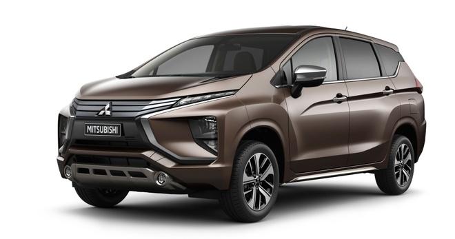 Mitsubishi mang Xpander den trien lam oto Viet Nam, gia 550 trieu dong hinh anh