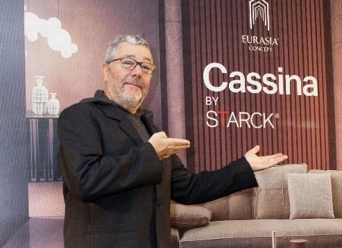 Huyen thoai thiet ke Philippe Starck lan dau den Viet Nam hinh anh