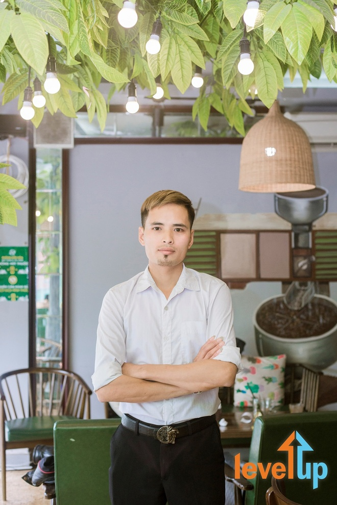 Founder Stylist4Men - dai hoc do dang, thanh cong voi nghe toc hinh anh 3