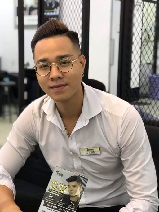 Founder Stylist4Men - dai hoc do dang, thanh cong voi nghe toc hinh anh 4
