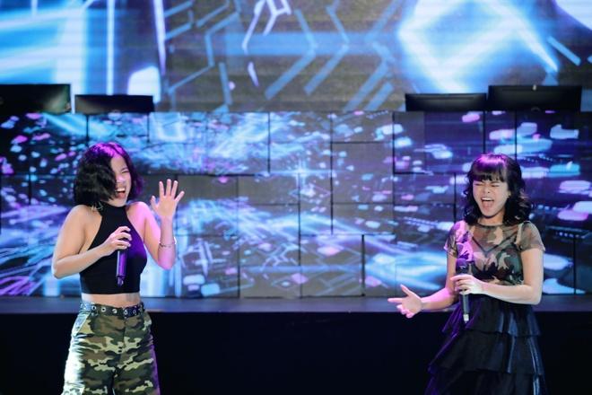 Doi dau kich tinh, 7 thi sinh vao chung ket Huda Central's Top Talent hinh anh