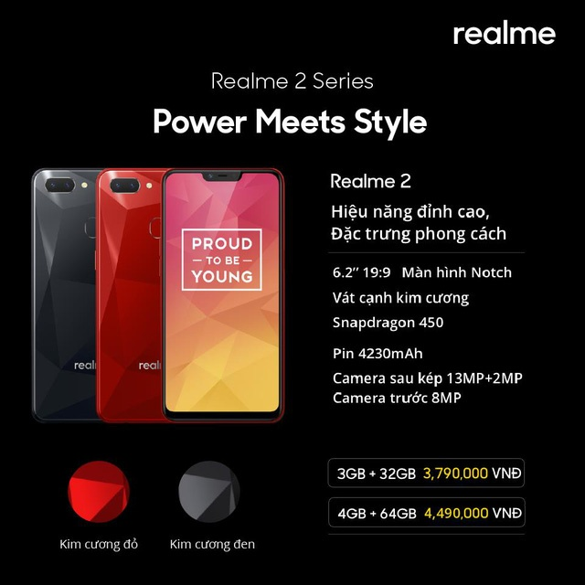 Khach dat truoc Realme 2 Series se nhan may ngay 27/10 hinh anh 3