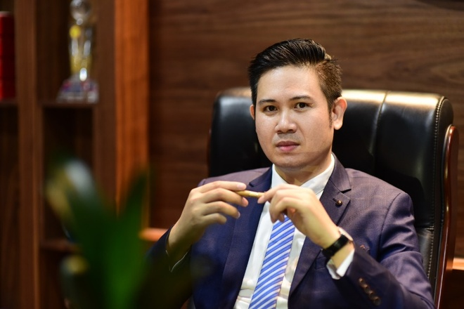 CEO Pham Van Tam 'mo duong' cho startup tiep can quy dau tu trieu do hinh anh 1