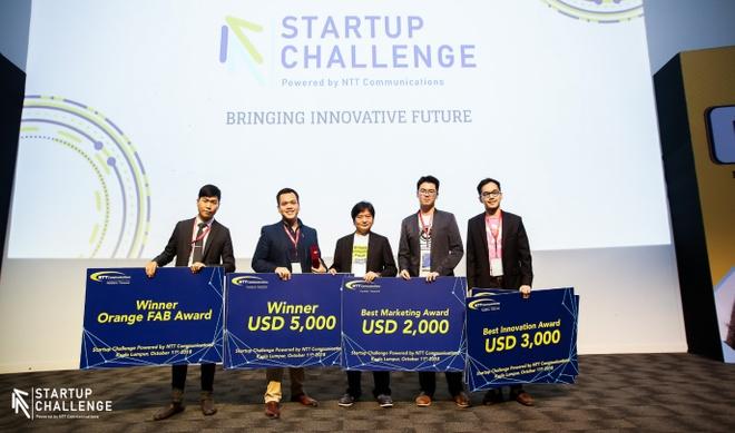 Tham gia dau truong startup quoc te, chinh phuc giai thuong 10.000 USD hinh anh 3