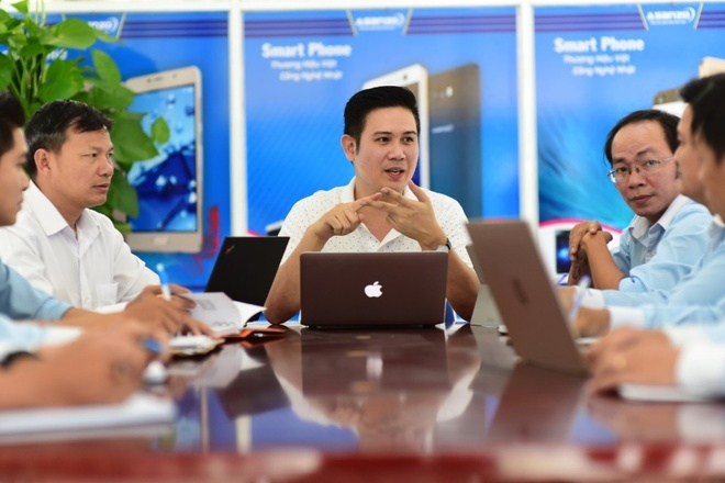 CEO Pham Van Tam 'mo duong' cho startup tiep can quy dau tu trieu do hinh anh 3