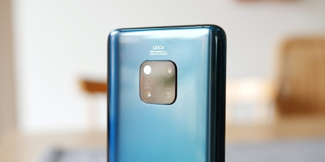 Ban biet gi ve 'ong trum' smartphone Huawei Mate 20 Pro? hinh anh