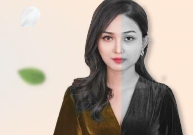 Cung Lotte Mart 'Makeup xinh - Rinh qua khung' hinh anh