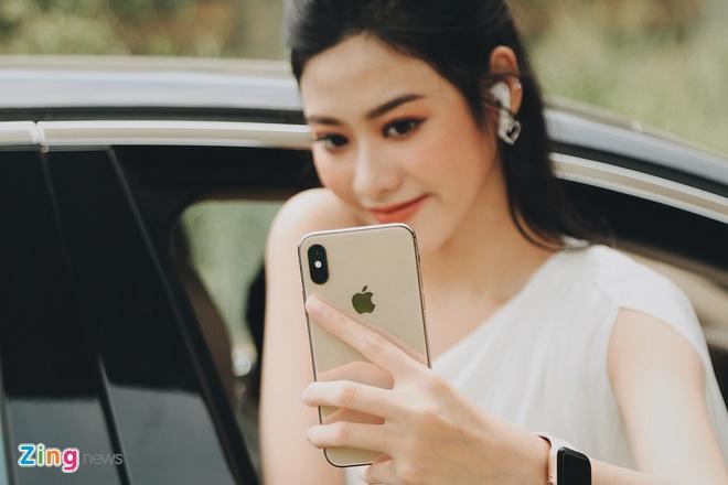 FPT Shop mo ban iPhone moi ngay trong dem hinh anh