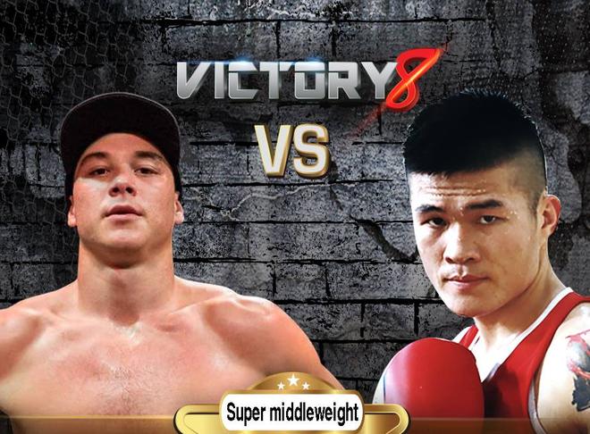 Nhieu tay dam hoi tu tai giai boxing Victory8 hinh anh