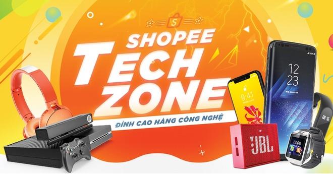 Shopee Techzone mang den lua chon thong minh cho tin do cong nghe hinh anh 3