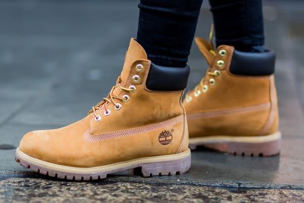 Lịch sử thú vị của những đôi boots Timberland