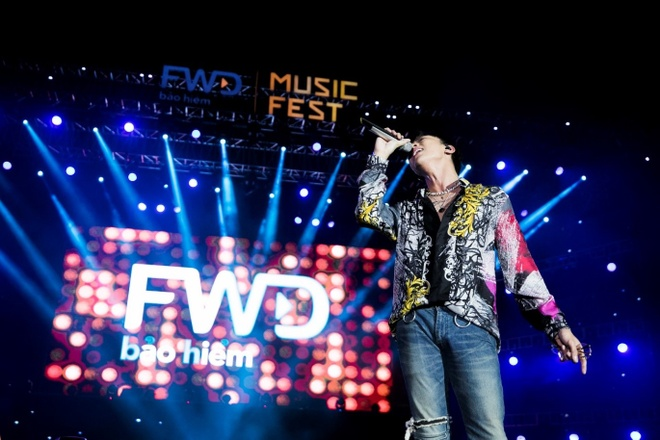FWD Music Fest anh 2