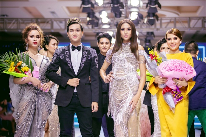 Vo Hoang Yen toa sang voi dam da hoi cua NTK Mai Phuong Trang hinh anh 3
