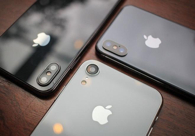 Uu dai lon cho khach mua iPhone 2018 tai VinPro va Vien Thong A hinh anh