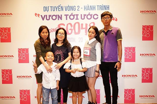 Vong 'Trinh dien' cua cuoc thi SGO48 dien ra soi dong hinh anh 7