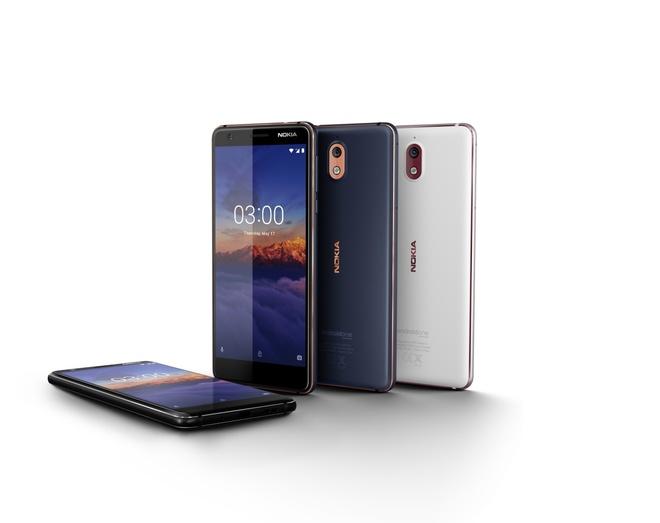 Nokia 3.1 ve muc 3,29 trieu dong tu ngay 2/11 hinh anh