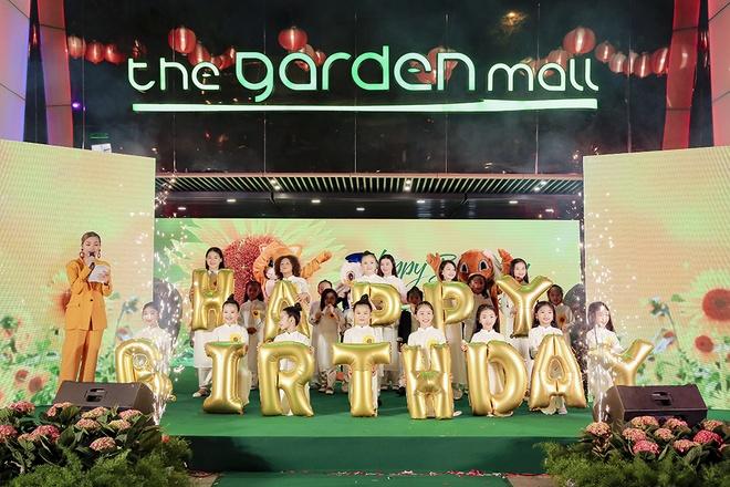The Garden Mall náo nhiệt đón chào sinh nhật một tuổi