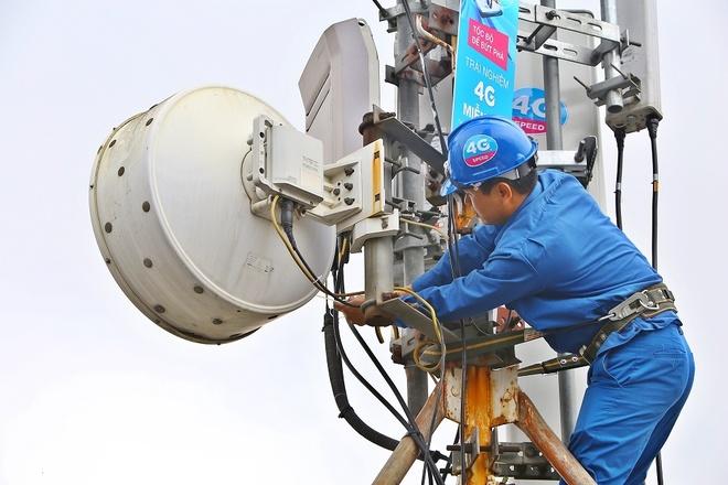 Chat luong mang 3G/4G cua VinaPhone vuot chuan Viet Nam hinh anh 1