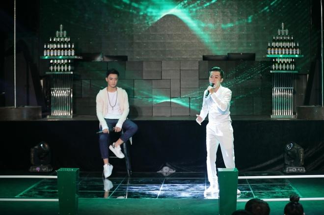 Doi HLV Ha Ho, Mr Dam san sang cho chung ket Huda Central's Top Talent hinh anh 2