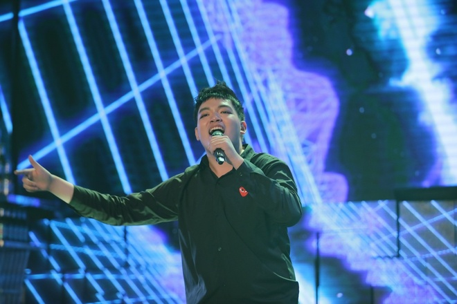 Doi HLV Ha Ho, Mr Dam san sang cho chung ket Huda Central's Top Talent hinh anh 4