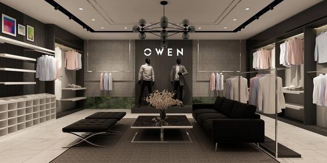 Đổi mới bộ nhận diện thương hiệu, Owen chuyển mình sau 10 năm