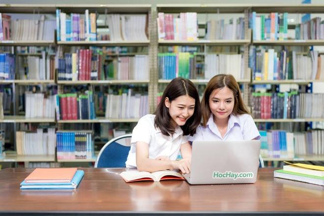 Hochay.com là một trong những website ôn thi tiếng Anh hiệu quả cho các bạn trẻ.