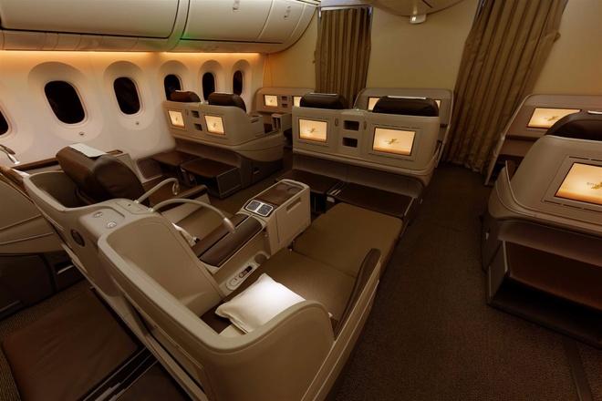 Du hoc sinh bay London bang Royal Brunei Airlines duoc uu dai gia ve hinh anh 1